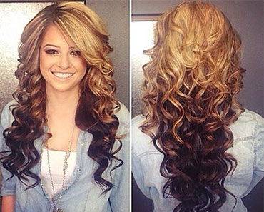 Admirable Different Types Of Curls My Curling Iron Hairstyle Inspiration Daily Dogsangcom