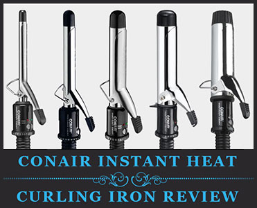 Conair Instant Heat Curling Iron Review