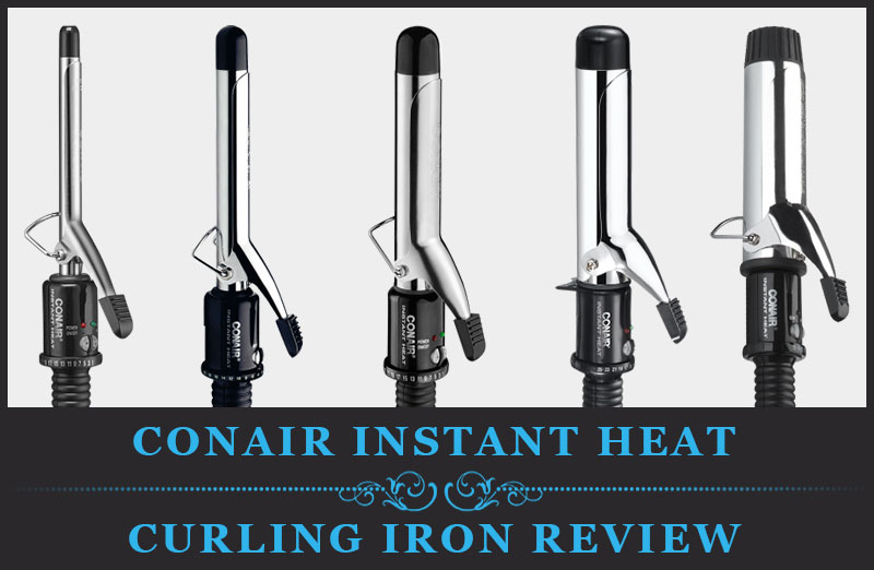 Featured Image Of Conair Instant Heat Curling Iron Review