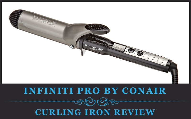Featured Image Of Infiniti Pro By Conair Curling Iron Review