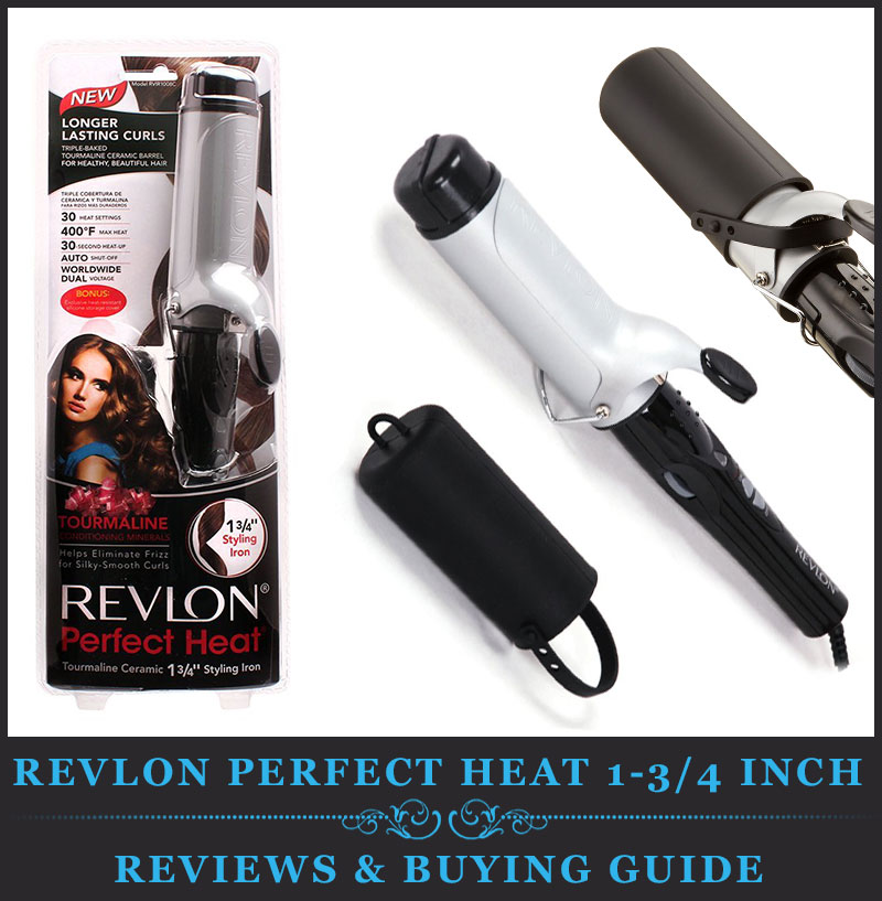 Featured Image Of Revlon Perfect Heat 1 3 4 Inch Curling Iron Review