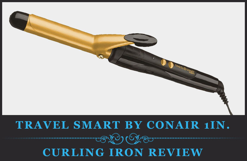Featured Image Of Travel Smart By Conair 1-Inch Ceramic Curling Iron Review