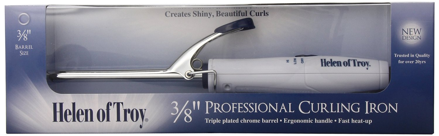 Helen of Troy 1538 Spring Curling Iron Review