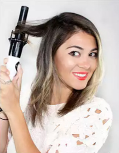Auto Rotating Automatic Curling Iron