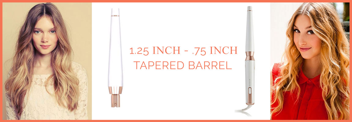 T3 1.25 Inch - .75 Inch Tapered Barrel
