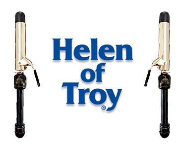 """Helen of Troy Gold Series 1-1/4"""" Spring Curling Iron Review"""