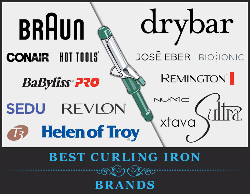 Featured Image Of Best Curling Iron Brands