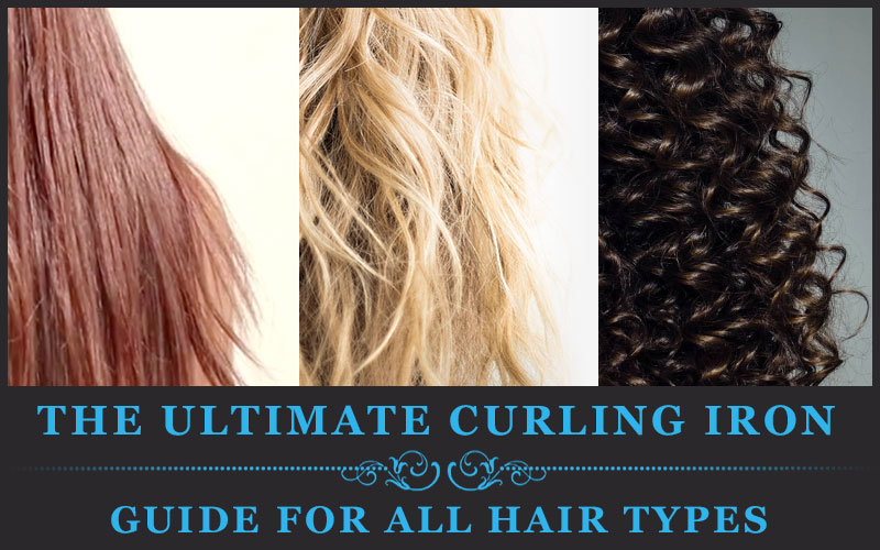 Featured Image Of The Ultimate Curling Iron Guide For All Hair Types