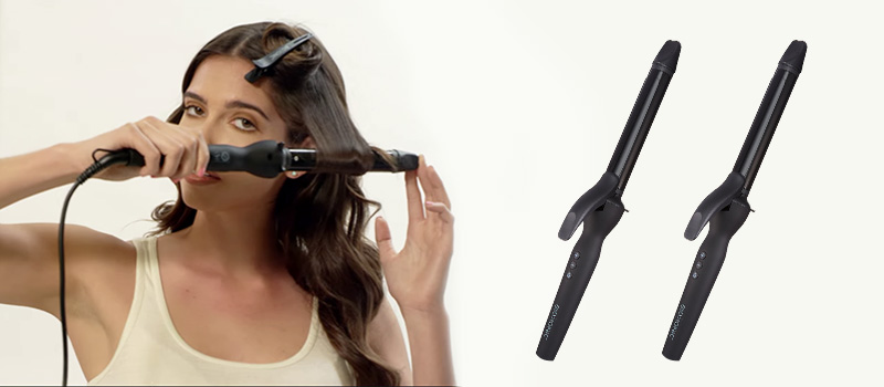 Bio Ionic Curl Expert Pro Curling Iron 1""