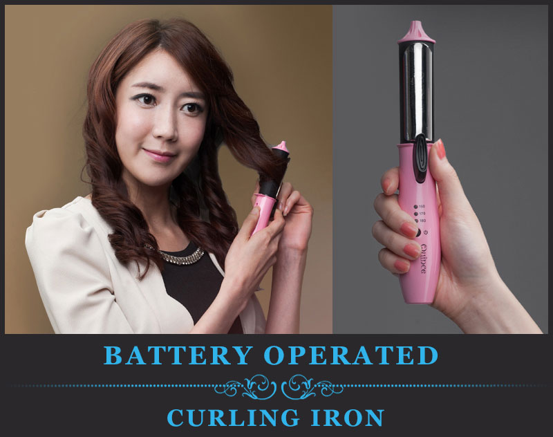 Featured Image Of Battery Operated Curling Iron