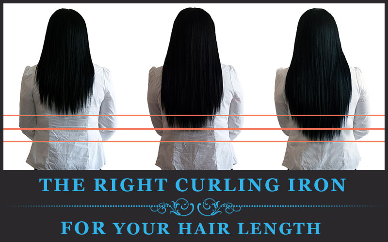 Featured Image Of The Right Curling Iron For Your Hair Length