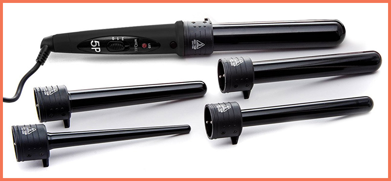 Interchangeable Curling Iron
