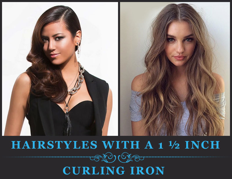Featured Image of Hairstyles With a 1 1/2 Inch Curling Irons