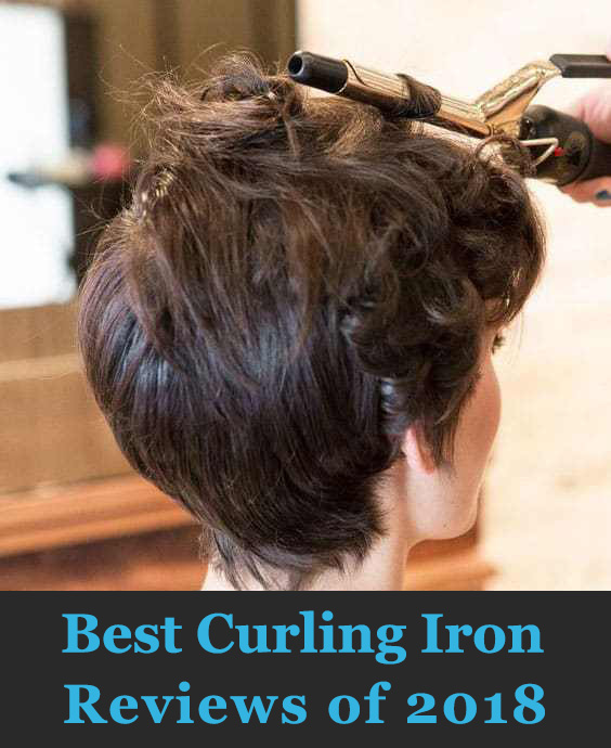 Featured image of best curling iron review guide