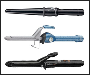 Built quality of Babyliss Pro curling irons