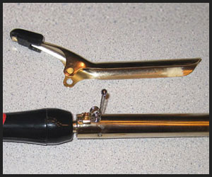 Spring replacement parts of Conair curling iron