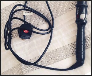 Swivel cord of Babyliss Pro curling iron