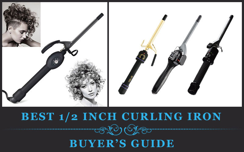 Featured Image of Best 1/2 Inch Curling Irons – Buyer's Guide