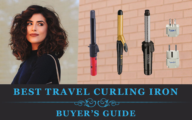 Featured Image of Best Travel Curling Iron – Buyer's Guide