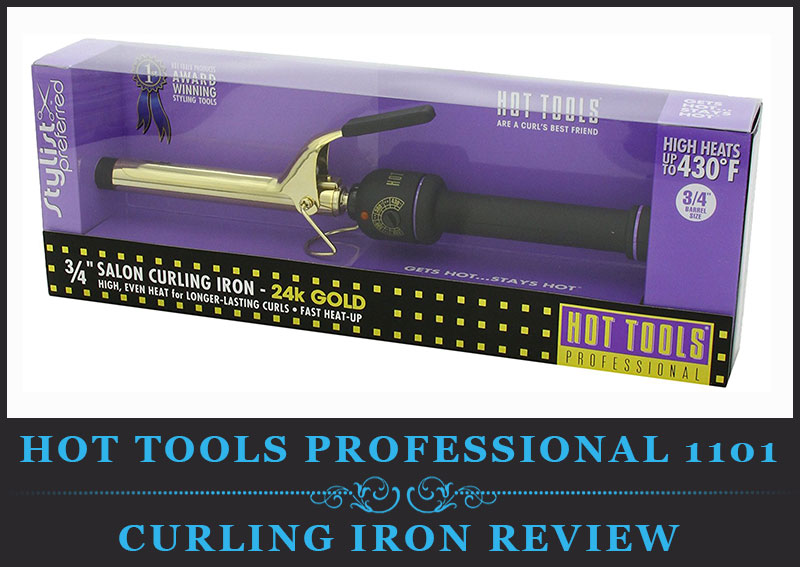 Featured Image of Hot Tools Professional 1101 Curling Iron