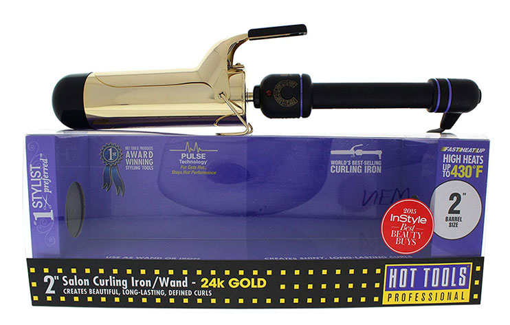 Featured Image of Hot Tools Super Tool 2″ Curling Iron
