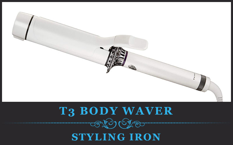 Featured Image of T3 Body Waver Styling Iron
