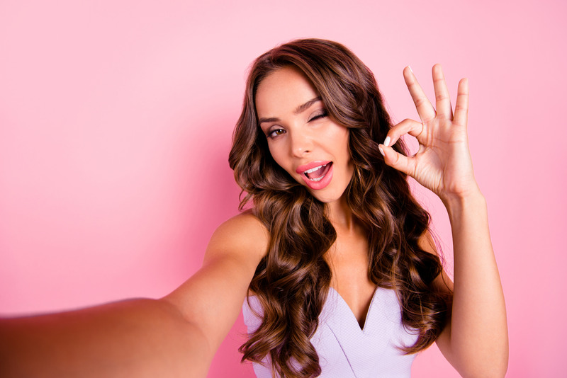 Perfect waves with Revlon curling irons