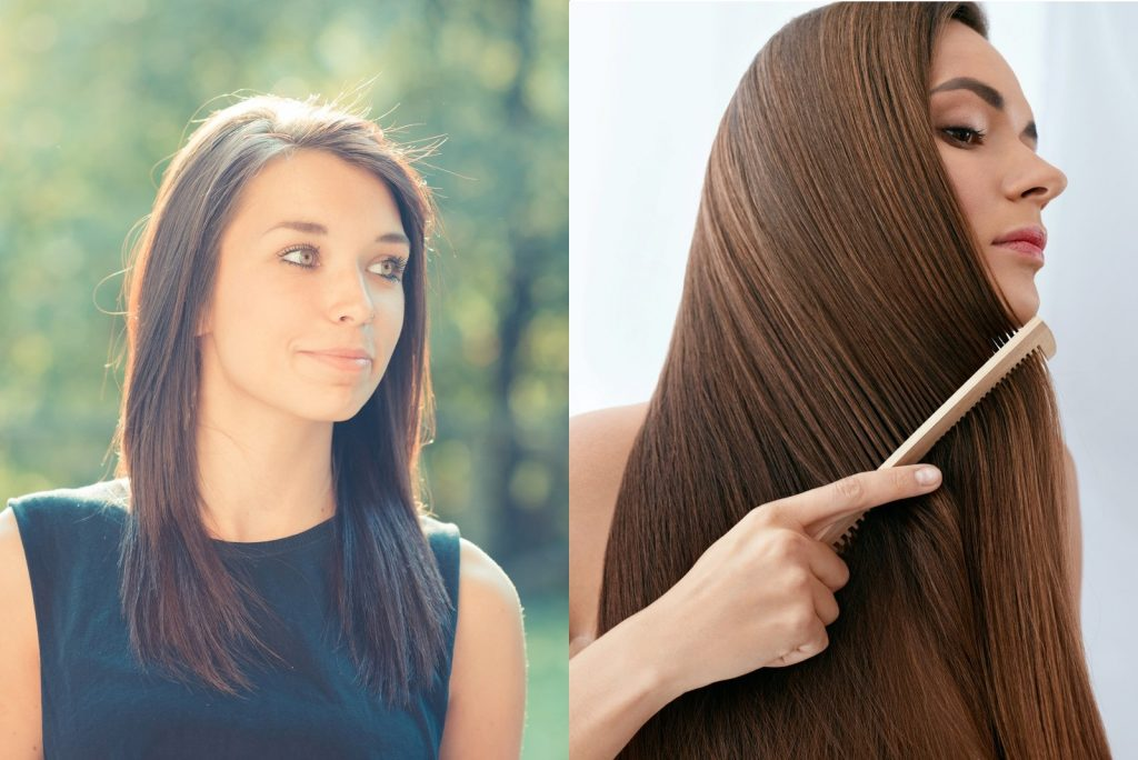 Thin vs thick hair